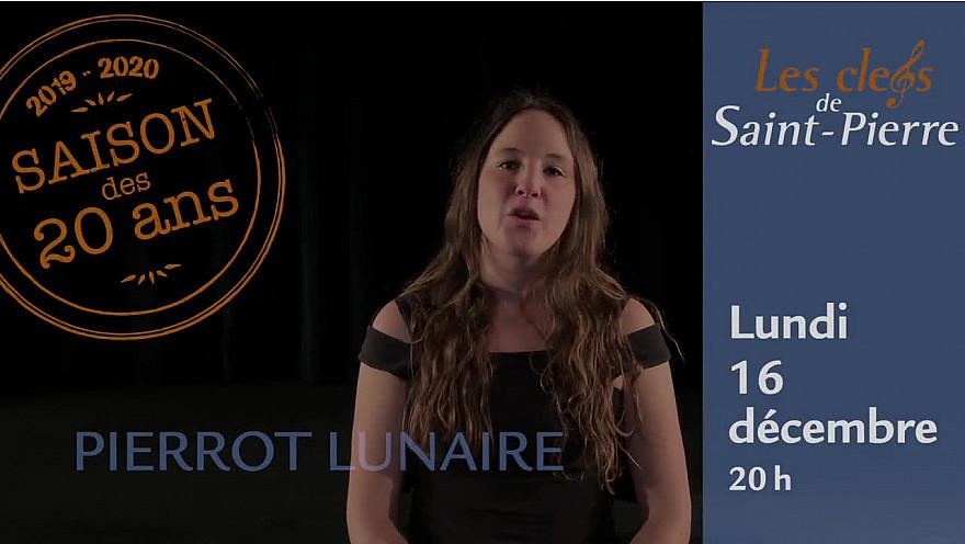 le Pierrot lunaire de Schönberg, et des musiciens qui deviennent eux-mêmes des 'corps-instruments' le 16 décembre à Toulouse